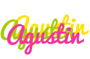Agustin sweets logo