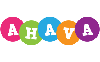 Ahava friends logo