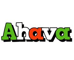 Ahava venezia logo