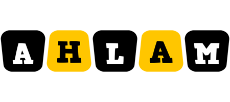 Ahlam boots logo