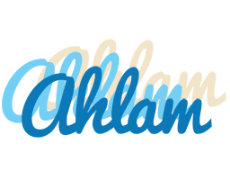 Ahlam breeze logo