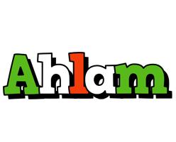 Ahlam venezia logo