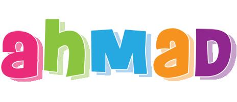 Ahmad friday logo