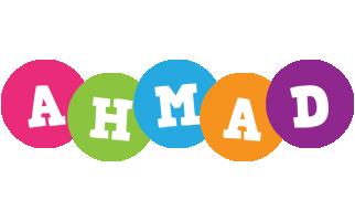 Ahmad friends logo