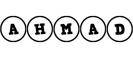 Ahmad handy logo