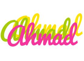 Ahmad sweets logo