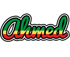 Ahmed african logo