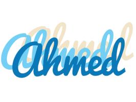 Ahmed breeze logo