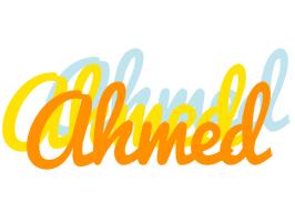 Ahmed energy logo