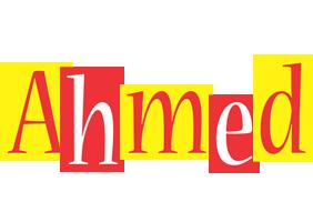 Ahmed errors logo