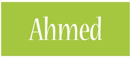 Ahmed family logo