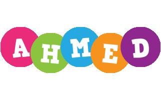 Ahmed friends logo