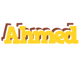 Ahmed hotcup logo