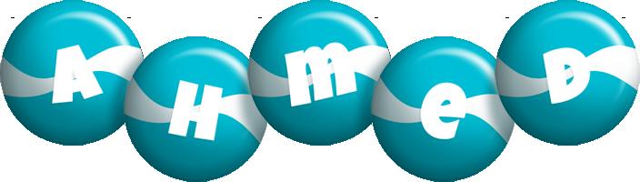 Ahmed messi logo