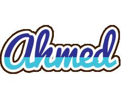 Ahmed raining logo