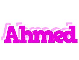 Ahmed rumba logo
