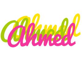 Ahmed sweets logo
