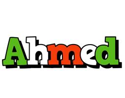 Ahmed venezia logo
