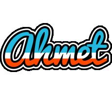 Ahmet america logo