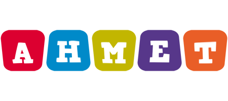 Ahmet daycare logo