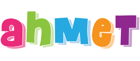 Ahmet friday logo