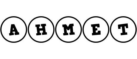 Ahmet handy logo