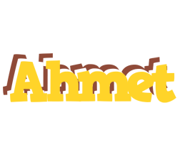 Ahmet hotcup logo