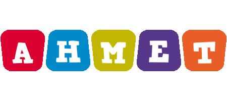 Ahmet kiddo logo