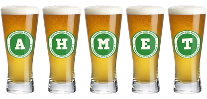 Ahmet lager logo