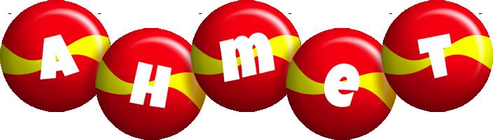 Ahmet spain logo