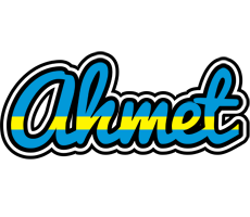 Ahmet sweden logo