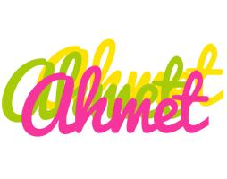 Ahmet sweets logo