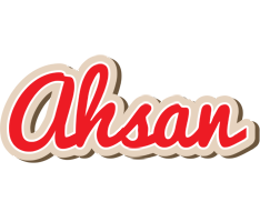Ahsan chocolate logo