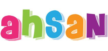 Ahsan friday logo