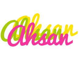 Ahsan sweets logo