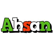 Ahsan venezia logo