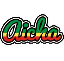 Aicha african logo
