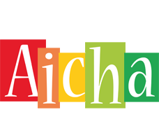 Aicha colors logo