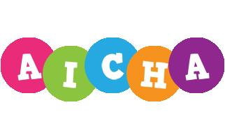 Aicha friends logo