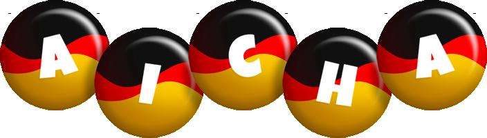 Aicha german logo