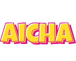Aicha kaboom logo
