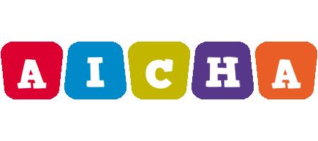 Aicha kiddo logo