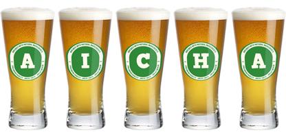 Aicha lager logo