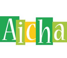 Aicha lemonade logo