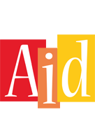 Aid colors logo