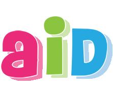 Aid friday logo