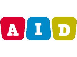 Aid kiddo logo