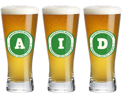 Aid lager logo