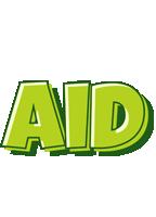 Aid summer logo