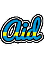 Aid sweden logo